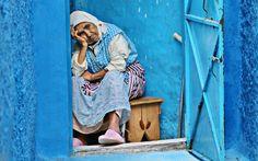 Scorci di vita nella medina di Tangeri