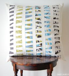 February 16 ~ Pillow of the Day « Sew,Mama,Sew! Blog