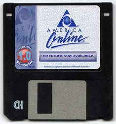 I remember being amazed by the internet.  The sounds of dial-up still haunt me.