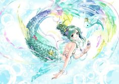 Read Song Ngư😗😗 from the story 12 chòm sao by (~Rikikuto~Hiền~) with 658 reads. Anime Mermaid, Anime Fairy, Mermaid Art, Manga Anime, Magical Creatures, Fantasy Creatures, Reference Manga, Photo Manga, Mermaid Pictures