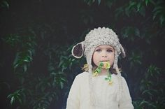 lamb hat free pattern
