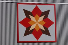 shawano+county+barn+quilts | Painted by: