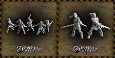 If you want to crush your enemies, see them driven before you, and to hear the lamentations of their women, we just might have something for you :) #Barbarians: https://puppetswar.eu/product.php?id_product=638  #figures #miniatures #resin #wargaming #rpg #heroes #fun #game #puppetswar