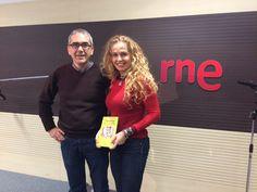 Sevilla!!!! Con Manuel Pergaz. Magnifica entrevista en RNE.  qué fortuna la mía...