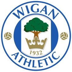 wigan fc logo - Cerca con Google