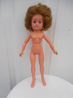 VINTAGE 50's, 60's PEDIGREE LITTLE MISS VOGUE FASHION DOLL PRE SINDY | eBay
