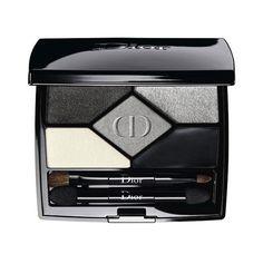 Beauté : Palette yeux fards à paupières maquillage 5 Couleurs Designer de Dior smoky eyes http://www.vogue.fr/beaute/buzz-du-jour/diaporama/le-regard-backstage-selon-dior/20814#diorshow-mascara-de-dior