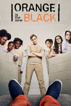 """Hilarious new series set in a women's prison. Based on Piper Kerman's acclaimed memoir, """"Orange Is the New Black"""" follows engaged Brooklynite Piper Chapman, whose wild past comes back to haunt her and results in her arrest and detention in a federal penitentiary. To pay her debt to society, Piper trades her comfortable New York life for an orange prison jumpsuit and finds unexpected conflict and camaraderie amidst an eccentric group of inmates."""