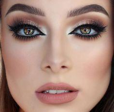Gorgeous Makeup: Tips and Tricks With Eye Makeup and Eyeshadow – Makeup Design Ideas Gorgeous Makeup, Love Makeup, Makeup Inspo, Makeup Inspiration, Style Inspiration, Fancy Makeup, Formal Makeup, Prom Makeup, Bridal Makeup