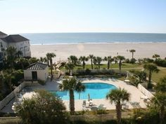 Isle of Palms condo rental - Heres why we love our view! Isle Of Palms, Great Vacations, Ideal Home, Condo, Explore, Beach, Outdoor Decor, Vacation Rentals, Dryer