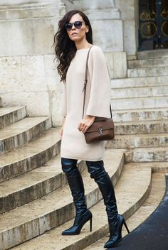 over the knee boots miroslava duma - Google Search