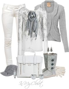 """""""Winter Wear - #23"""" by in-my-closet on Polyvore"""