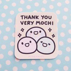 You saved my pins? Then thank you very mochi! Mochi, Kawaii Diy, Kawaii Cute, Kawaii Stuff, Kawaii Things, Kawaii Room, Goodies Manga, Neko, Hotarubi No Mori