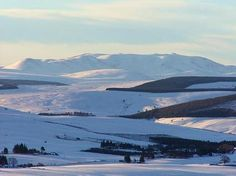 Cairngorm Mountains, Scotland. Our home territory but not one I personally would explore in winter without a local guide who would best know the avalanche risk