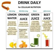 Some healthy tips for juicing beginners.. Please SHARE this