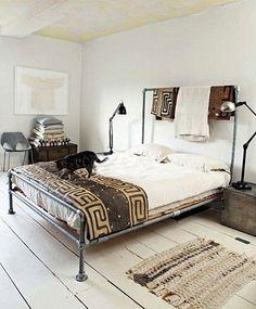 decoracaoeideias quarto-estilo-industrial-6