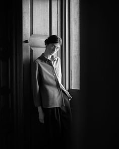 TOAST | Women Late Autumn Collection Look Book. Photograph by Nicholas James Seaton . toa.st