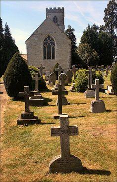 St Marys: Hartpury in gloucestershire