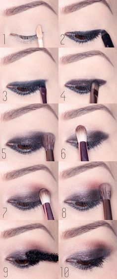 Urban Decay Naked 3 Palette Tutorial | via Keiko Lynn