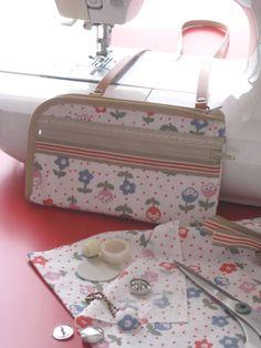 my works - a new wallet shoulder bag