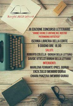 [eventi] - Isernia, concorso poetico: Primo premio a Loriana Lucciarini