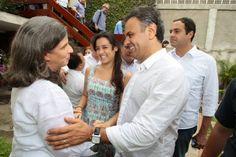 """Renata Campos eleva o tom e diz que PT é """"incapaz de realizar mudanças"""""""