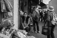 A Chinatown Vendor (San Francisco) by Jim Watkins on 500px