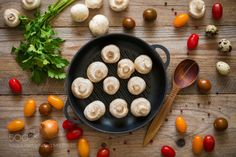 Rustic summer cooking background by Arx0nt  IFTTT 500px