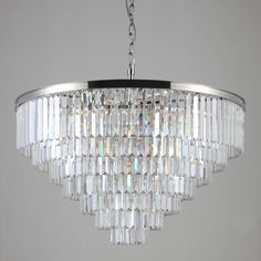 This product listing is for the Width 7 Tier Round Odeon Crystal Chandelier. Star Chandelier, Wood Bead Chandelier, Rectangular Chandelier, Chandelier For Sale, Lantern Pendant, Chandelier Lighting, Fine Art Lighting, Home Lighting, Crystal Uses