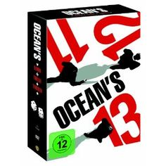Ocean's Trilogie [3 DVDs]: Amazon.de: George Clooney, Matt Damon, Brad Pitt, Andy Garcia, Don Cheadle, Steven Soderbergh: Filme & TV