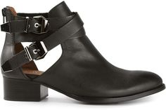 Jeffrey Campbell 'Everly' cutout boots on shopstyle.com