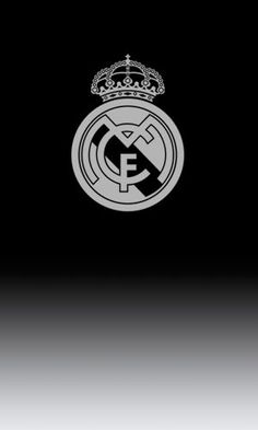 ツ by iSantano - Monochrome Real Madrid Badge Real Madrid Time, Real Madrid Logo, Real Madrid Club, Madrid Football Club, Football Team, Real Madrid Wallpapers, Isco, Cristiano Ronaldo, Cr7 Ronaldo