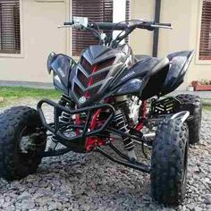 Atv Yamaha, Yamaha Raptor, Yamaha 4 Wheelers, Atv Four Wheelers, Atv Motocross, Utv Accessories, Sport Atv, Quad Bike, Big Rig Trucks