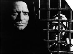 The Seventh Seal, Bengt Ekerot, Max Von Sydow, 1957 Print at AllPosters.com