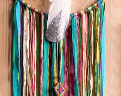 CUSTOM Bohemian Spirit Dreamcatcher by kmichel on Etsy
