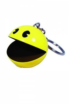 Pac-Man Keychain - Collectible