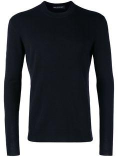 NEIL BARRETT crew neck sweater. #neilbarrett #cloth #sweater