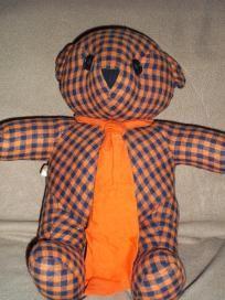 Collectible Denver Broncos Teddy Bear