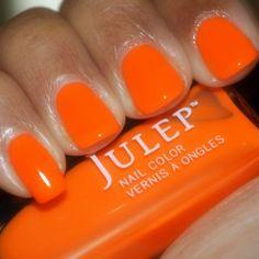 Oranje nagellak Koningsdag 02