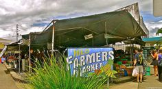 List of farmers markets, directions and opening times on the Big Island of Hawaii. Find farmers markets near Hilo, Kona, Volcano village and Waimea