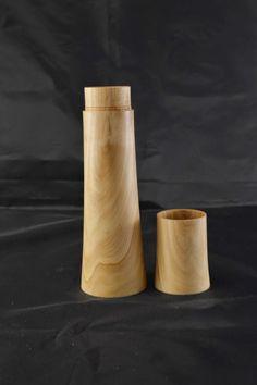 AntonisWoodCreations: Wooden Needle Cases / Holders