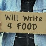 How to Make a Living as a Writer, Part One  Posted on Mar 26th, 2012
