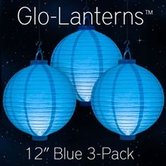 A brilliant idea, our Glo-Lantern battery-operated glow lanterns allow you to enjoy festive lighting just about anywhere - with no electrical cords or outlets needed. Unrestricted by bulky wires or cords, these go-anywhere, shine-anytime lanterns are guaranteed to brighten-up up the festivities in every setting. They are an ideal illumination for casual events and special occasions.