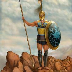 Age Of Mythology, Ancient Armor, Total War, Alexander The Great, Bronze Age, Ancient Greece, Fantasy Art, Roman, Greek