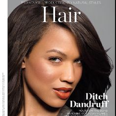Another editorial piece .. Hair by Tara in Essence Magazine