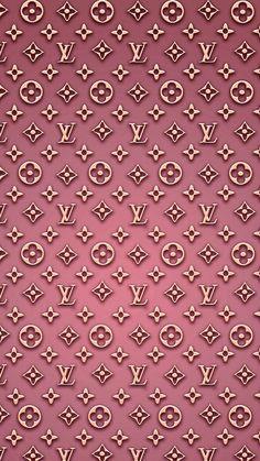 ~ Pink LOuis Vuitton Wallpaper ~