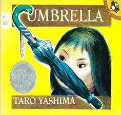 1959 Caldecott Honor: Umbrella by Taro Yashima (Viking)