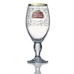 Buy a Lady a Drink limited edition chalices were created to highlight the partnership between Stella Artois and Water.org. For every chalice sold Stella Artois will donate 5 years of clean drinking water to a women in the developing world