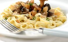 """""""Tagliatelle Con Setas"""" en Nestlé Cocina #recetas #nestlecocina #menuplanner #cocina"""