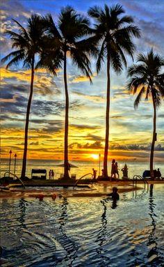 The most prominent Koror Island Republic of Palau.